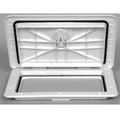 11 X 15 Access Hatch-Polar Wht by T-H Marine, hat11152dp