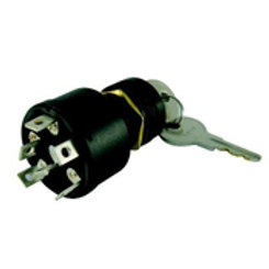 Marine push to choke ignition switch Mercury 87-88107, 87-88107A5, 7-1150