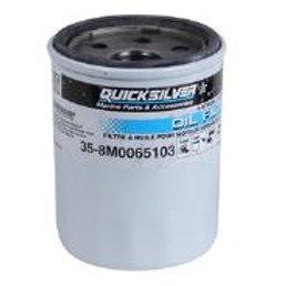Quick Silver Oil Filter, 4 Stroke Outboard, 35-8M0065103