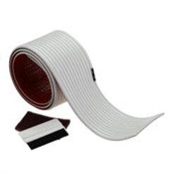KeelShield Keelshield® Keel Guard White, Length 5'