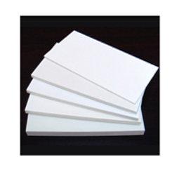 "Celtec White sheet, 1/4"" x 12"" x 12"" by Vycom, CELWHT06MM48096"