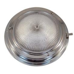 "Marpac Dome Lights Lens Diameter: 4"", Outside Diameter: 5-1/2"""