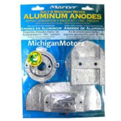 Marty Anode, Aluminum Alloy Alpha Gen II, Mercury CMALPHAKITA
