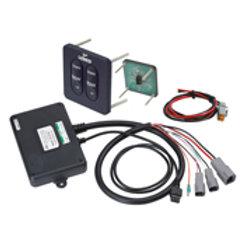 Lenco 15069-001 tactile trim tab switch kit - standard