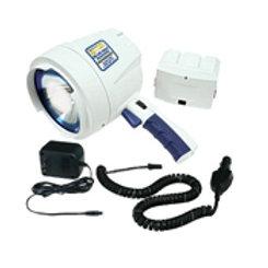 Brinkmann Q-Beam Blue Max Marine Rechargeable Spotlight 800-1620-0 770 Lumens