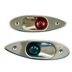 Marpac Side Lights - Flush Mount, 7-0095-146