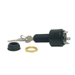 Marine ignition switch polyester style 4 blade terminals 4 positions, mp39802