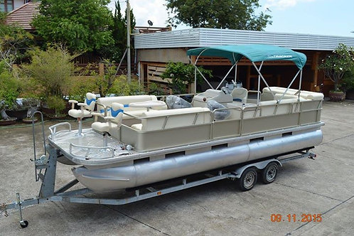 Pontoon From Different Sizes