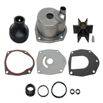 Complete water pump kit, Mercury 817275A5, GLM 12098