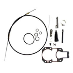 Shift Cable Assembly Kit For Mercury 865436A03, GLM 21450
