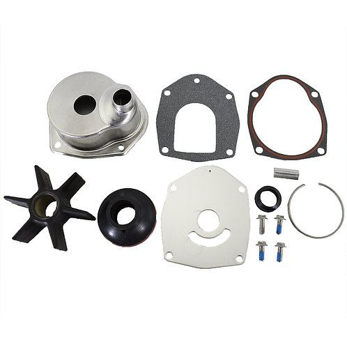 Complete water pump kit, Mercury 817275A09, GLM 12121