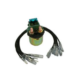 Universal Atv Utv Solenoid W/ Multiple Leads 12V, Arrowhead SND6058