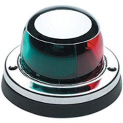 Seachoice BI-Color bow light - polished Stainless SCP 05071