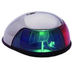 Combo Bow Navigation Light Bi-Color Deck Mount 2-Mile