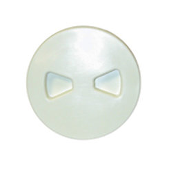 """Deck plate screw out 6"""" in white by Marpac DPS-6-2-MP"""