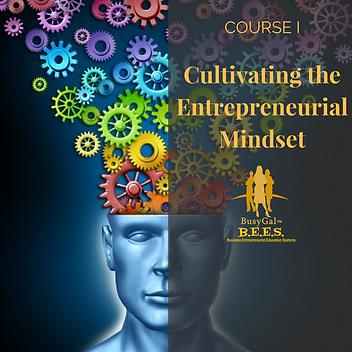 Course Title Cultivating the Entrepreneu
