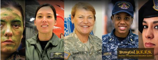 The 40 Veteran Women Over 40 Initiative