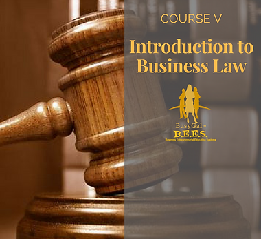 Course Title from Introduction to Busine