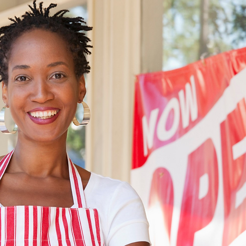 Black Woman Opening A Business.png