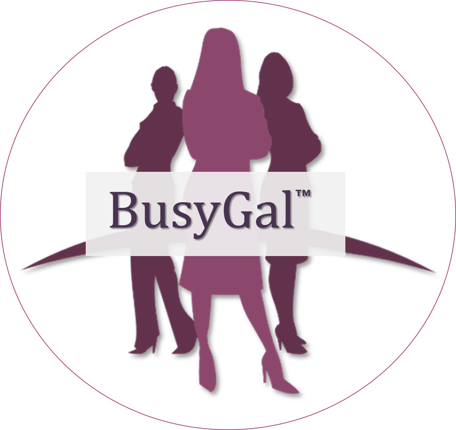 New BusyGal Corp Logo 3