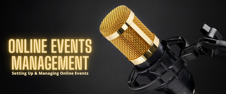 Online Events Management