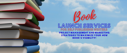 Book Launch & Marketing Services