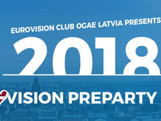 Eurovision Pre-party season 2018 begins!