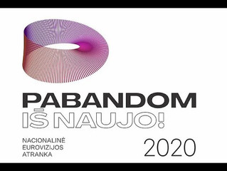 Lithuania | The first 4 finalists for Pabandom iš Naujo have been chosen