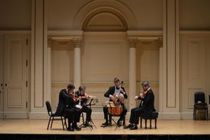 Carnegie Hall - New York, NY (Altius Quartet)