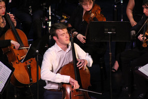 Oklahoma Haydn Festival - Haydn D major Cello Concerto
