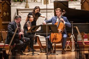 Photo by Michael Anderson (BrightMusic Chamber Ensemble - Oklahoma City)