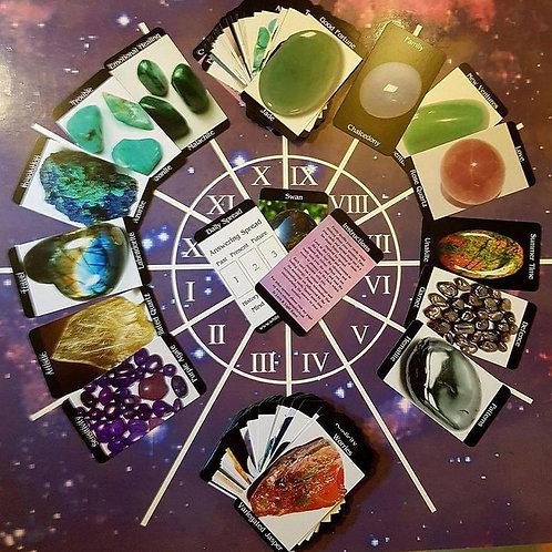 Crystal Divination Cards