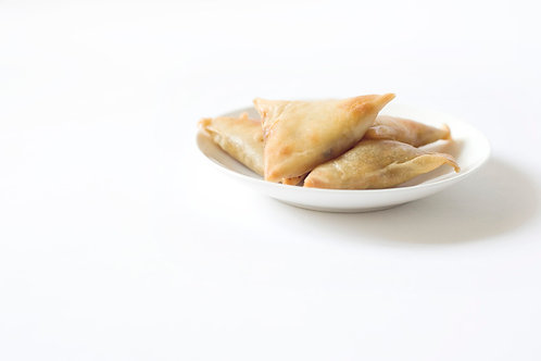 Frozen: Fried Samosa (10 pieces per pack)