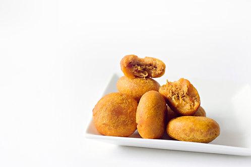 Frozen: Fried Cucur Badak (10 pieces per pack)