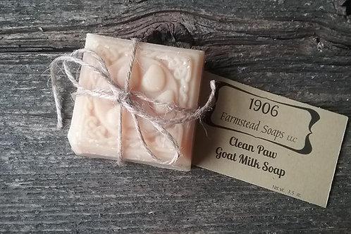 Clean Paws Pet Soap