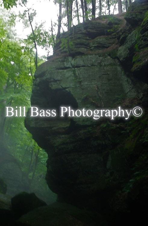 Hole In A Big Boulder