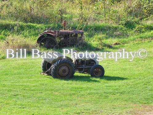 Old Tractors 1