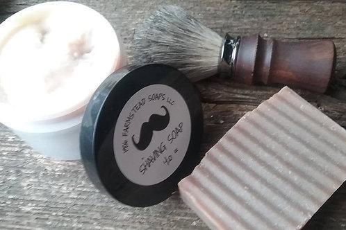 Goat Milk Shaving Soap, Bar, or Tub