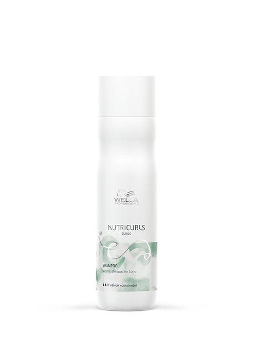 Wella Nutricurls Micellar Shampoo for Curls [250mls]