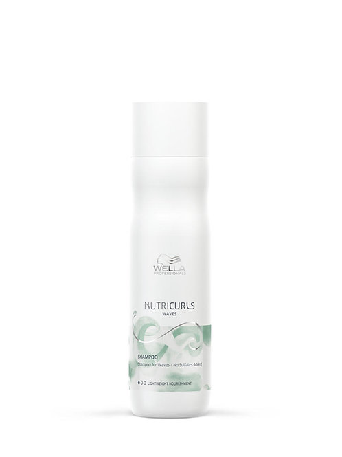 Wella Nutricurls Shampoo for Waves [250mls]