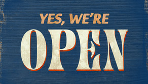 19. Wir haben ab 04.05.2020 wieder geöffnet.