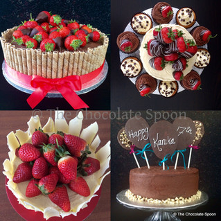 The winner of our luxury cake give-away is...