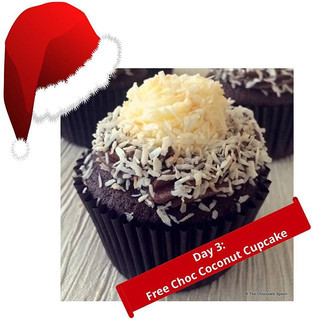 Day 3: Unwrap your gift from The Chocolate Spoon...