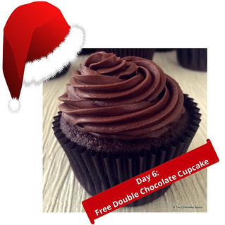 Day 6: Unwrap your gift from The Chocolate Spoon...