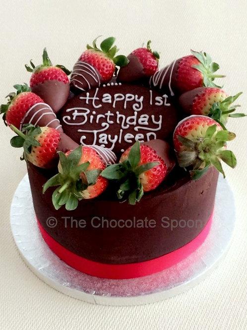 Chocolate Strawberry Dream
