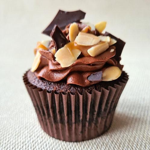 Chocolate Almond Caramel