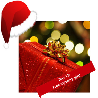 Day 12: Unwrap your gift from The Chocolate Spoon...