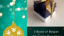 Day 5: Unwrap your gift from The Chocolate Spoon...