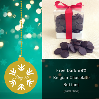 Day 10: Unwrap your gift from The Chocolate Spoon...