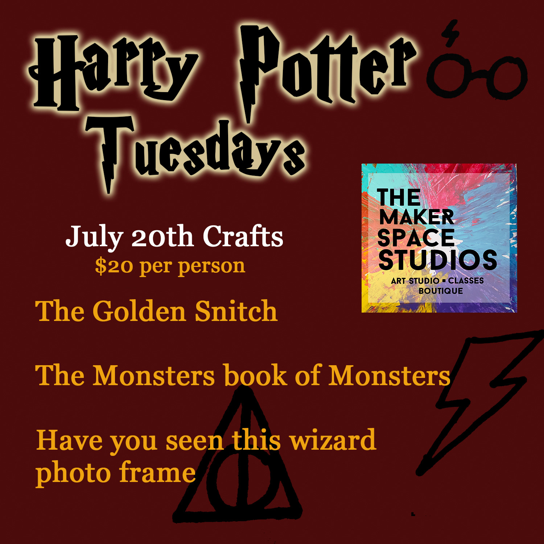 Harry Potter Tuesdays Week 3
